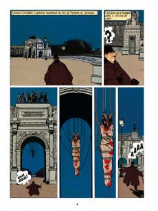 Extrait de Adèle Blanc-Sec (Les Aventures Extraordinaires d') -4f18- Momies en folie