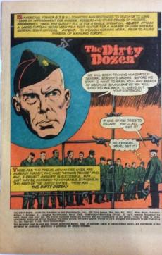 Extrait de Movie Classics (Dell - 1962) -180- The Dirty Dozen