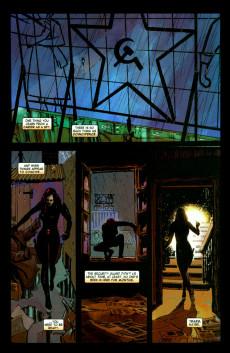 Extrait de Black Widow Vol. 3 (Marvel - 2004) -4- Part 4: No place like home