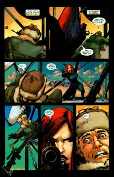 Extrait de Black Widow Vol. 3 (Marvel - 2004) -5- Part 5: A field in the east