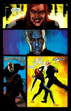 Extrait de Black Widow Vol. 3 (Marvel - 2004) -6- Part 6: Now that what i call a woman (reprise)