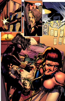 Extrait de Black Widow Vol. 1 (Marvel MAX - 2002) -3- Pale little spider part the third