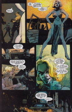 Extrait de Black Widow : The things they say about her (Marvel - 2005) -1- Part 1: The Things They Say About Her