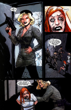 Extrait de Black Widow : The things they say about her (Marvel - 2005) -6- Part 6: Welcome to the game