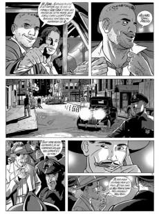 Extrait de Lou Cale - The Famous -INT1- Volume 1 - La poupée brisée, Le Cadavre scalpé