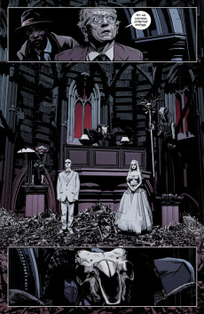Extrait de Black Monday Murders (The) (2016) -7- Pay the full price