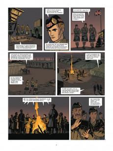 Extrait de Les cosaques d'Hitler - Tome INT