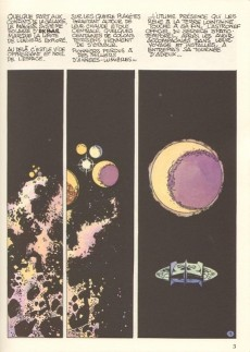 Extrait de Valérian (16/22) -342a- Le pays sans étoiles