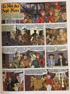 Extrait de Barbe-Rouge (Eaglemoss) -2- Le roi des sept mers