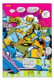Extrait de Astonishing tales Vol.1 (Marvel - 1970) -27- The Fury of War-Wolf!