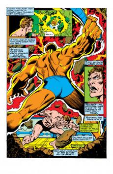 Extrait de Astonishing tales Vol.1 (Marvel - 1970) -36- The Godwulf Principle!