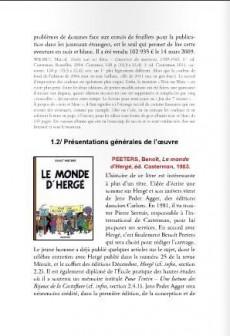 Extrait de Tintin - Divers -a- Tintin, bibliographie d'un mythe