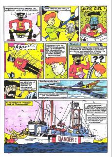 Extrait de Tonton Eusèbe (Les aventures de) -2- La cathédrale marine