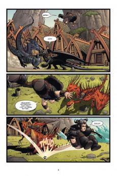 Extrait de Dragons (DreamWorks) - L'Héritier du Serpent