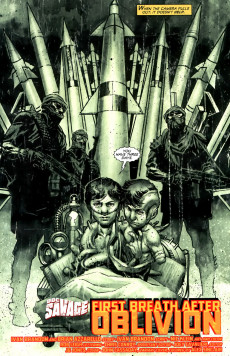 Extrait de Doc Savage Vol.3 (DC Comics - 2010) -6- War-Torn Wasteland