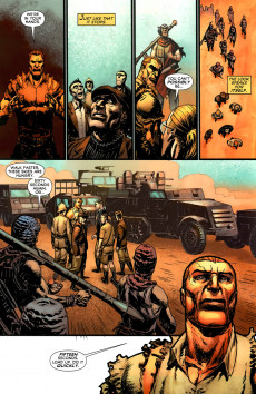 Extrait de Doc Savage Vol.3 (DC Comics - 2010) -7- Belly of the beast