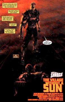 Extrait de Doc Savage Vol.3 (DC Comics - 2010) -8- The River of Fire