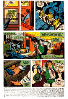 Extrait de L'Étonnant Spider-Man (Éditions Héritage) -155156- Héros et truands