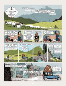 Extrait de Astrid Bromure -4- Comment lyophiliser le monstre du Loch Ness