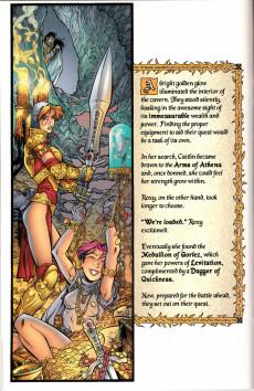 Extrait de Gen13 Bootleg (1996) -3- A Gen13 Fairy Tale