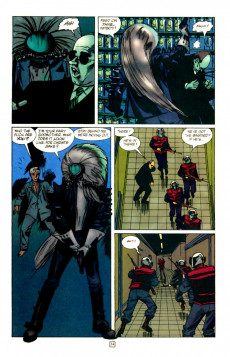 Extrait de Invisibles (The): The Deluxe Edition (2014) -1a- The Invisibles Book One