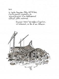 Extrait de Dedans le centre Pompidou Metz