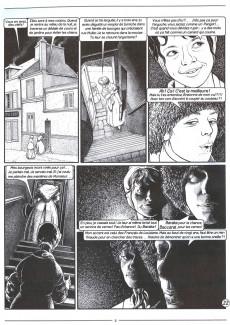 Extrait de Les passagers du vent -82- Le Sang des cerises - Livre 1 (2/4)