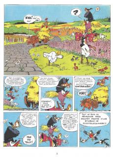 Extrait de Olivier Rameau -2c1985- La Bulle de si-c'était-vrai