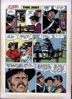 Extrait de Walt Disney's Zorro (Dell - 1960) -11- (sans titre)