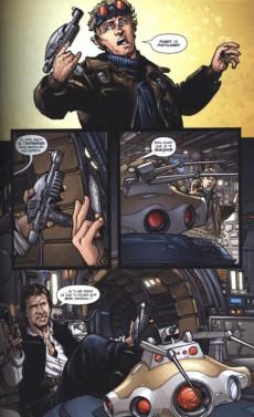Extrait de Star Wars - Invasion -INT- Intégrale