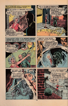 Extrait de Marvel Premiere (1972) -5- The lurker in the labyrinthe