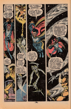 Extrait de Marvel Premiere (1972) -8- The doom that bloomed on Kathulos
