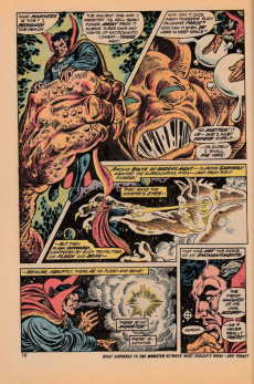 Extrait de Marvel Premiere (1972) -9- The crypts of Kaa-u