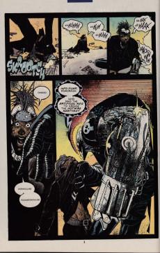 Extrait de Ghost Rider 2099 (Marvel comics - 1994) -1- Burning chrome