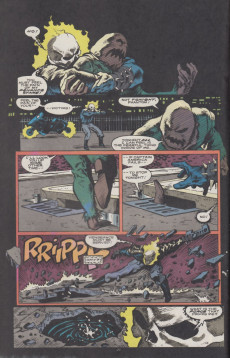 Extrait de Ghost Rider (1990) -7- Obsession