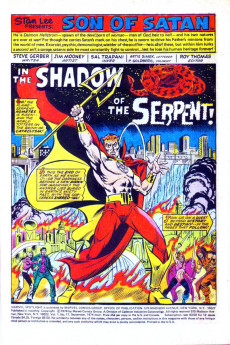 Extrait de Marvel Spotlight Vol 1 (1971) -17- In the shadow of the serpent