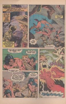 Extrait de Son of Satan (The) (Marvel comics - 1975) -2- The possession
