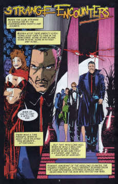 Extrait de Hellstorm: Prince of lies (Marvel comics - 1993) -2- Strange encounters