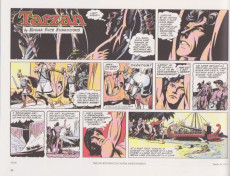 Extrait de Tarzan: The Complete Russ Manning Newspaper Strips (2013) -4- Volume Four: 1974-1979
