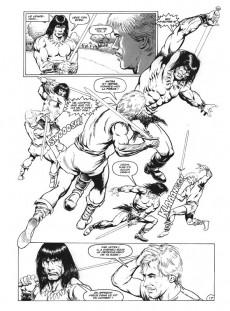 Extrait de Les chroniques de Conan -22- 1986 (II)