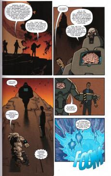 Extrait de Teenage Mutant Ninja Turtles - Les Tortues Ninja (HiComics) -1- La Guerre de Krang