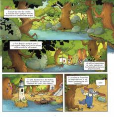 Extrait de Le petit Bois -1- L'arbre à gâteaux