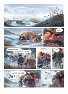 Extrait de Marsupilami - Des histoires courtes par... -2ES- Tome 2
