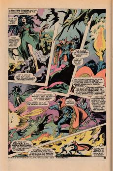 Extrait de Doctor Strange (1974) -6UK- Lift high the veil of fears