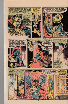 Extrait de Doctor Strange (1974) -AN01- ...And there will be worlds anew