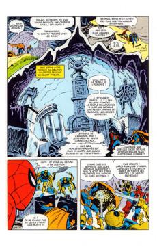 Extrait de Spider-Man Team-Up (L'Intégrale) -8INT- L'intégrale 1981