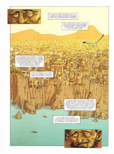 Extrait de Conan le Cimmérien -1- La Reine de la Côte noire