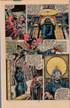 Extrait de Doctor Strange (1974) -46- The reality war