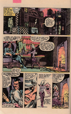 Extrait de Doctor Strange (1974) -48- The power of Dr. Strange