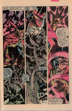 Extrait de Doctor Strange (1974) -55- To have love...and lost!